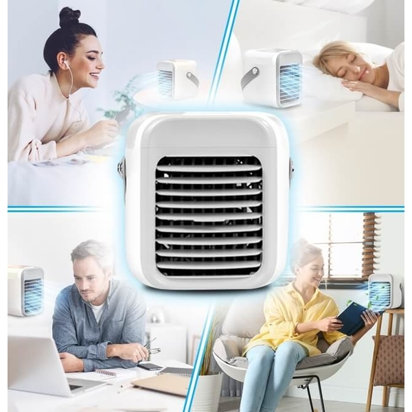 bluax portable ac product usage