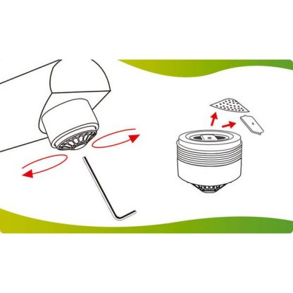 eco touch product instructions