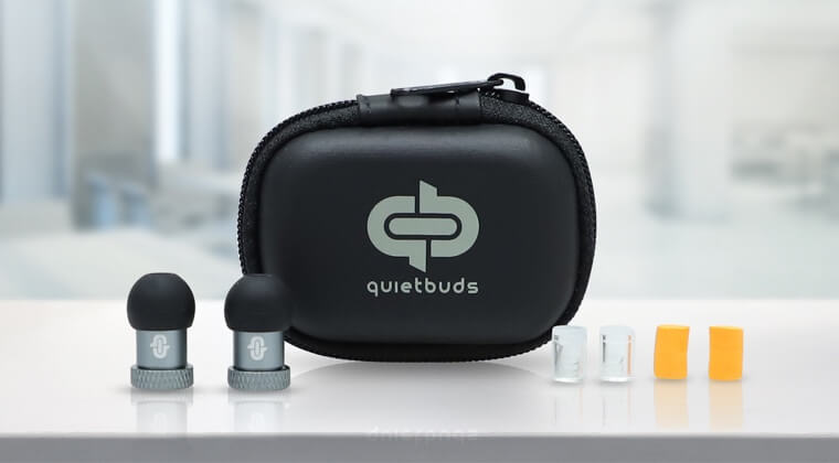 Quiet Buds - Noise Cancelling Ear Plugs 9