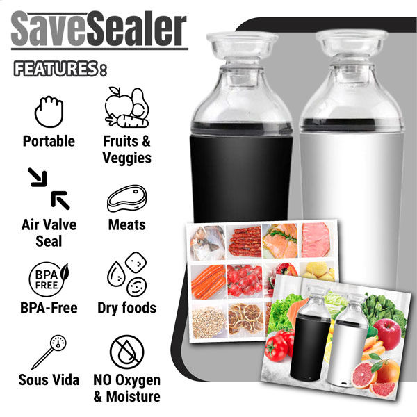 save sealer features