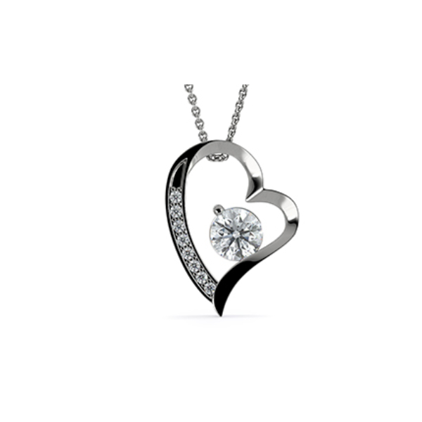 janssen forever love necklace product gallery