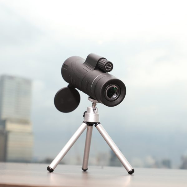 Starscope Monocular Telescope With Smartphone Holder & Tripod 3