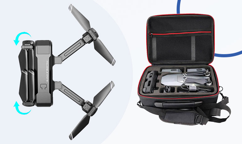tactic AIR Drone function