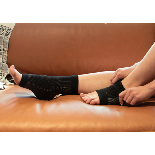 Mindinsole Compression Socks wearing