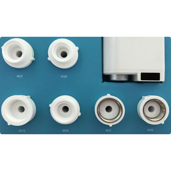 iWater Deluxe white parts